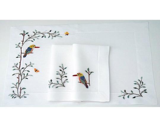 Набор салфеток Vögel 50 x 50 см, 6 шт  производства ERI Textiles купить в онлайн магазине beau-vivant.com