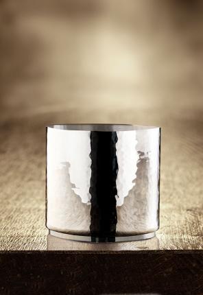 Тумблер для виски, Martele (посеребрение) производства Robbe & Berking купить в онлайн магазине beau-vivant.com