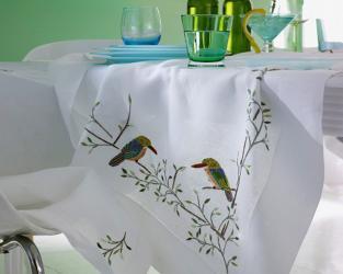 Скатерть Vögel 180 x 300 см