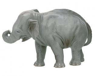 """Фарфоровая фигурка """"Слон"""" 877b"""