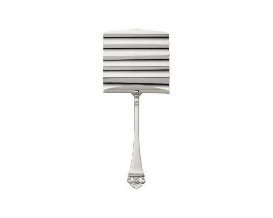 Лопатка для спаржи Rosenmuster 21,5 см (посеребрение) производства Robbe & Berking купить в онлайн магазине beau-vivant.com