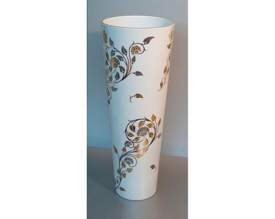 Фарфоровая ваза 70 см производства Atelier Le Tallec купить в онлайн магазине beau-vivant.com