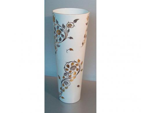 Фарфоровая ваза 70 см
