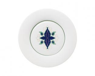 Тарелка обеденная Alif Green 29 см