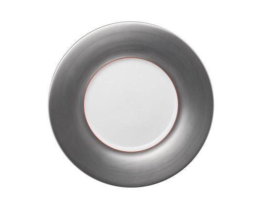 Тарелка Polite Silver 32 см производства Hering Berlin купить в онлайн магазине beau-vivant.com
