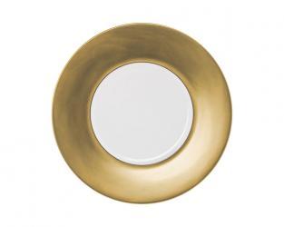 Тарелка Polite Gold 32 см