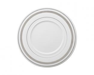 Тарелка Glamour Platinum 32 см