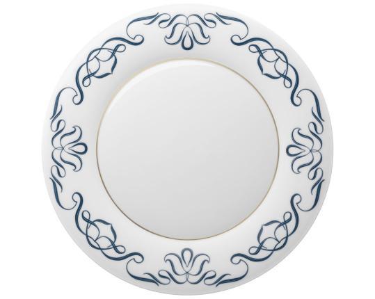 Подстановочная тарелка Alif3 37 см производства Hering Berlin купить в онлайн магазине beau-vivant.com