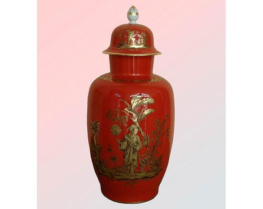 Фарфоровая ваза производства Atelier Le Tallec купить в онлайн магазине beau-vivant.com