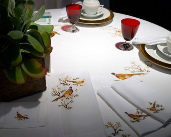 Салфетка Fasan Weiss 50 см x 50 см