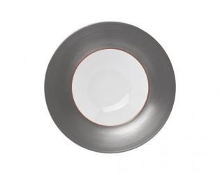 Тарелка Polite Silver 30 см