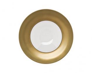 Тарелка Polite Gold 30 см