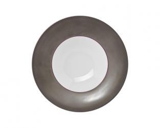 Тарелка Polite Platinum 30 см