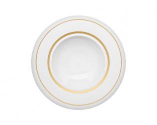 Тарелка Glamour Gold 30 см