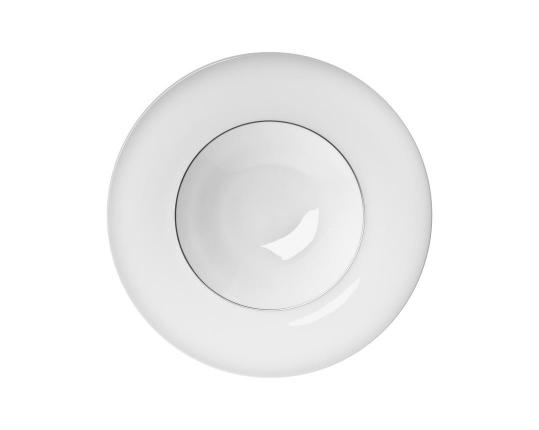 Тарелка Riscal Platinum 30 см  производства Hering Berlin купить в онлайн магазине beau-vivant.com