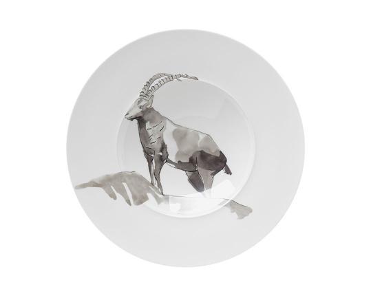 Тарелка для пасты Piqueur 30 см производства Hering Berlin купить в онлайн магазине beau-vivant.com