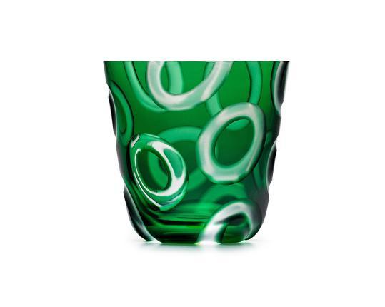 Тумблер Classic #112 (зелёный) производства Rotter Glas купить в онлайн магазине beau-vivant.com