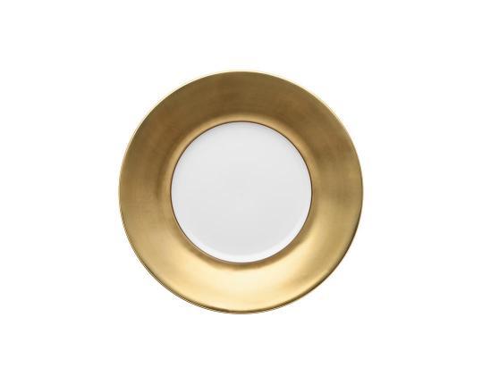 Тарелка Polite Gold 26 см производства Hering Berlin купить в онлайн магазине beau-vivant.com