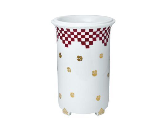 Фарфоровая ваза 27 см  производства Nymphenburg купить в онлайн магазине beau-vivant.com