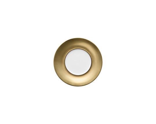 Тарелка Polite Gold 16 см производства Hering Berlin купить в онлайн магазине beau-vivant.com