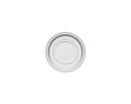 Тарелка Glamour Platinum 16 см  производства Hering Berlin купить в онлайн магазине beau-vivant.com