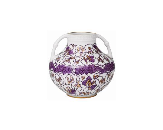 Фарфоровая ваза 18 см  производства Nymphenburg купить в онлайн магазине beau-vivant.com