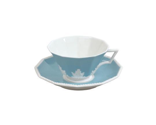 Чашка для эспрессо с блюдцем Perl Symphonie 60 мл производства Nymphenburg купить в онлайн магазине beau-vivant.com