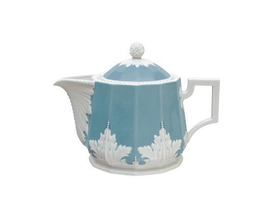 Чайник Perl Symphonie 1250 мл производства Nymphenburg купить в онлайн магазине beau-vivant.com