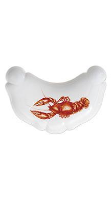 Тарелка для рыбьих костей Mare Nostrum 24 см