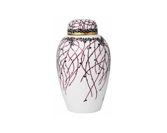 Фарфоровая ваза 25 см  производства Nymphenburg купить в онлайн магазине beau-vivant.com