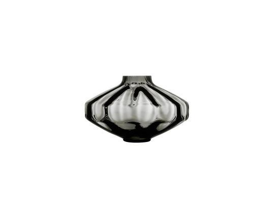 Ваза smoked flow 19,9 см производства Hering Berlin купить в онлайн магазине beau-vivant.com