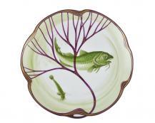 Тарелка Belle Epoque 24 см (язь и щиповка)