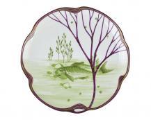 Тарелка Belle Epoque 24 см (пескарь)