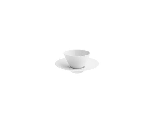 Чаша с блюдцем Velvet 200 мл  производства Hering Berlin купить в онлайн магазине beau-vivant.com