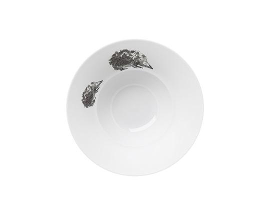 Тарелка глубокая/чаша Piqueur 19 см/150 мл (ёжики) производства Hering Berlin купить в онлайн магазине beau-vivant.com