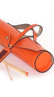 Спичечница Orange