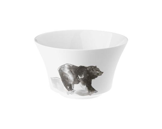 Салатник Piqueur 2300 мл (медведь) производства Hering Berlin купить в онлайн магазине beau-vivant.com