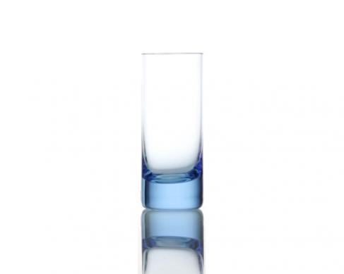 Стопка для водки Moser 75 мл (аквамарин)