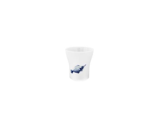 Кружка без ручки Ocean 100 мл (спинорог 01) производства Hering Berlin купить в онлайн магазине beau-vivant.com