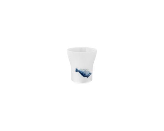 Кружка без ручки Ocean 100 мл (спинорог 04) производства Hering Berlin купить в онлайн магазине beau-vivant.com