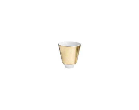 Чашка Polite Gold 180 мл  производства Hering Berlin купить в онлайн магазине beau-vivant.com