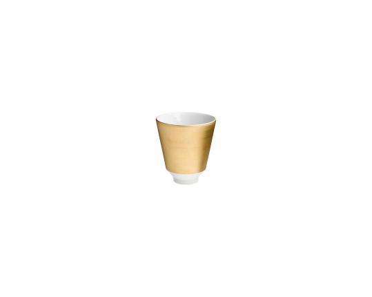 Чашка Glamour Gold 180 мл производства Hering Berlin купить в онлайн магазине beau-vivant.com