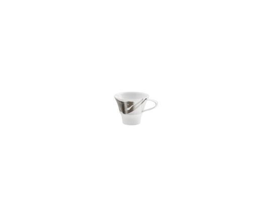 Чашка Outline Platinum 50 мл  производства Hering Berlin купить в онлайн магазине beau-vivant.com