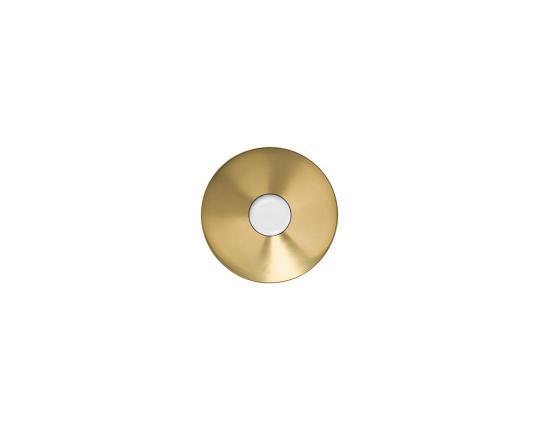 Блюдце Polite Gold 13 см  производства Hering Berlin купить в онлайн магазине beau-vivant.com