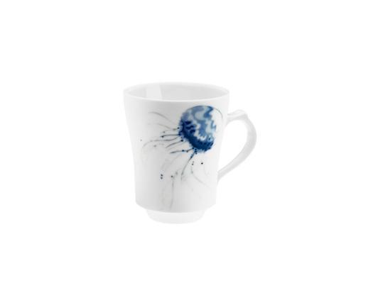 Кружка Ocean 400 мл (медуза 02) производства Hering Berlin купить в онлайн магазине beau-vivant.com