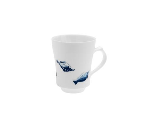 Кружка Ocean 400 мл (спинорог) производства Hering Berlin купить в онлайн магазине beau-vivant.com