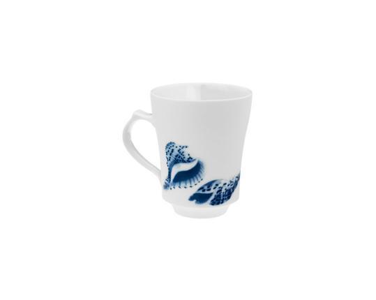 Кружка Ocean 400 мл (ракушки) производства Hering Berlin купить в онлайн магазине beau-vivant.com