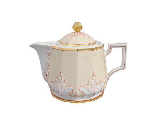 Чайник Perl Europa 1250 мл  производства Nymphenburg купить в онлайн магазине beau-vivant.com