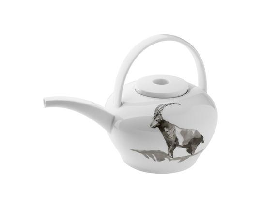 Чайник Piqueur 1600 мл (горный козёл) производства Hering Berlin купить в онлайн магазине beau-vivant.com