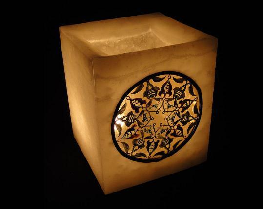 Фотофор Arabic Pattern  производства Pedro Miguel купить в онлайн магазине beau-vivant.com